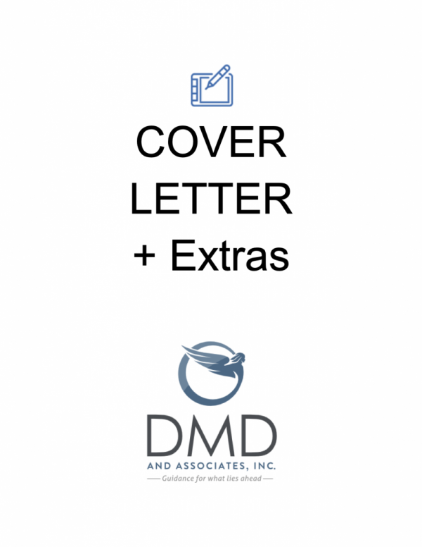 The Cover Letter + Extras