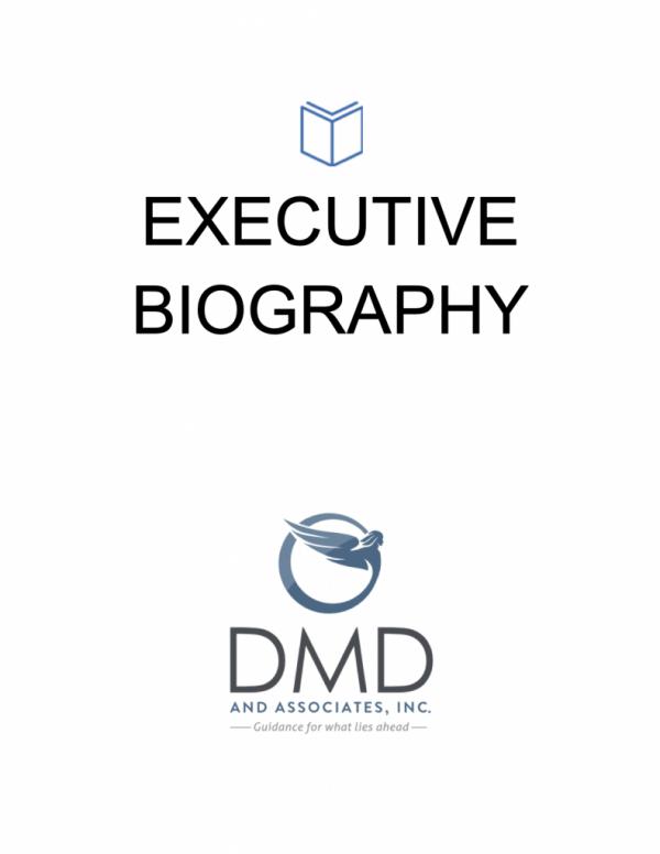 Executive Biography
