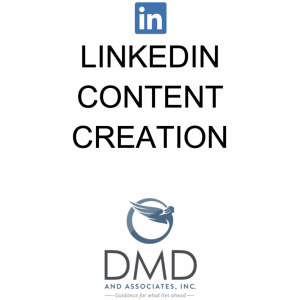 LinkedIn Site Content Creation