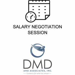 Salary Negotiation Consulting Session